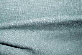 Sjaal - KN 0591-320 Stretch linnen licht oudgroen