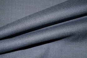 KnipIdee stoffen - KN 0591-950 Stretch linnen grijs