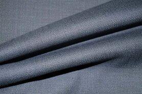 Linnen stof - KN 0591-950 Stretch linnen grijs