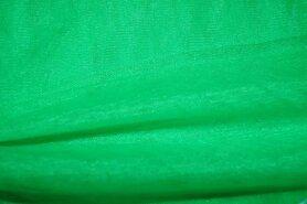 Nylon - 999751-730 Rekbare fijne tule groen