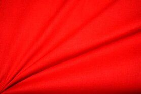 Vitrage - Cotton for Kids Batist fire red
