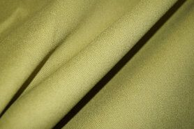 Meubelstoffen - NB 4795-026 Canvas mosgroen