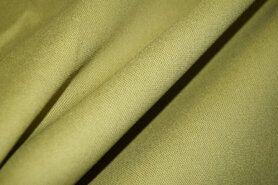 Stugge stoffen - NB 4795-026 Canvas mosgroen