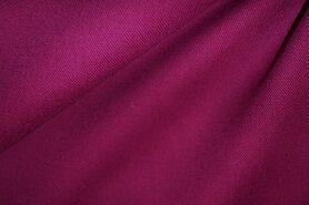 Meubelstoffen - NB 4795-042 Canvas cerise