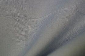 Meubelstoffen - NB 4795-202 Canvas lichtblauw
