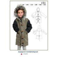 Nähmuster - Abacadabra Muster 151 Jacke
