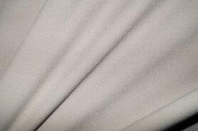 Dunkelbeige - NB 2773-0152 Bi-stretch crepe dunkelbeige