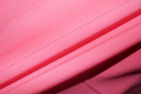 Sjaal - NB 3956-014 Crepe Georgette roze
