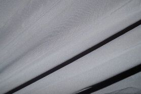 Sjaal - NB 3969-067 Chiffon uni grijs op=op