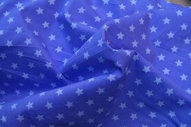 Hemeltje stoffen - NB 5571-043 Katoen ster lila