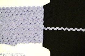 5 mm band - Zigzag band Lila