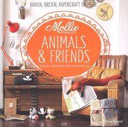 Naaipatronen - Mollie makes animals & friends ISBN 978-90-4391-619-6