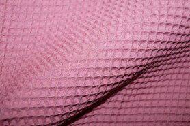 Wafelkatoen - KN 0267-825 Wafeldoek blush