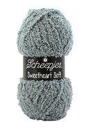 Brei- en haakgarens SWEETHEART SOFT - Sweetheart Soft 03 Metal Grey