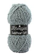 Strick- und Häkelgarne - Sweetheart Soft 03 Metal Grey