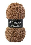 Strick- und Häkelgarne - Sweetheart Soft 06 Root Beer