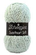 Strick- und Häkelgarne - Sweetheart Soft 24 Lightgreen