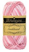 Brei- en haakgaren Scheepjes SUNKISSED - Sunkissed 09 Strawberry ice