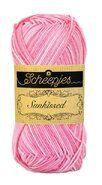 Brei- en haakgaren Scheepjes SUNKISSED - Sunkissed 19 Candy Floss