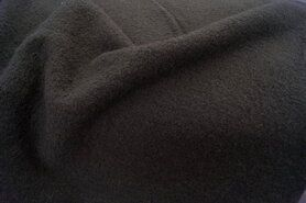 Woll - KN17/18 5132-985 Crepe Cooked Wool donkergrijs