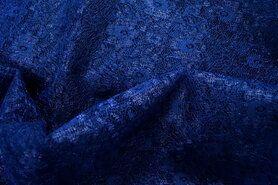 Kant stoffen - BU 4800-016 Kant donkerblauw (29)