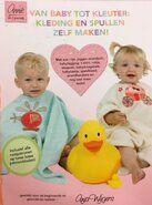 Diverse (hobby) patroonboeken - Annie do it yourself: Van baby tot kleuter deel 2