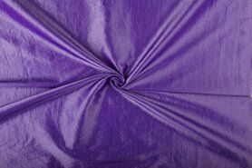 Paarse stoffen - NB 5516-743 taftzijde lila