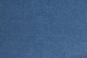 Denim meubelstoffen - NB 0300-002 Jeans blauw