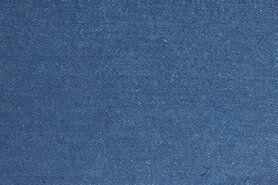 Spijkerstoffen - NB 0300-002 Jeans blauw