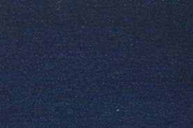 Denim meubelstoffen - NB 0300-003 Jeans donkerblauw
