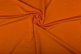 Oranje stoffen - NB 0365-036 Lycra oranje