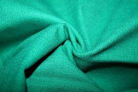 Linnen stof - KN 0591-309 Stretch linnen groen