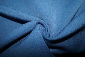 Stretch - NB 1615-206 Bi-stretch blauw