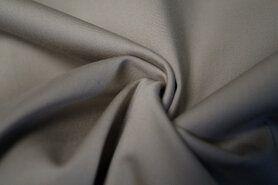Katoen, viscose, elastan - KN 0748-179 Satin stretch beige