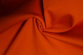 Stretch - KN 0748-505 Satin stretch oranje