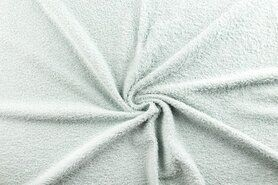Handdoek - NB 2900-020 Badstof licht oud-mintgroen (dubbel gelust)