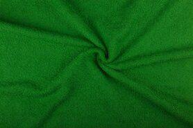 Frottee - NB 2900-025 Frottee grasgrün (beidseitig mit Schlingen)