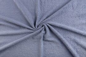 Handtuch - NB 2900-103 Frottee blau (beidseitig mit Schlingen)