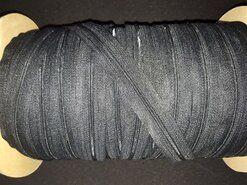 Ritsen - Ykk rits per meter zwart