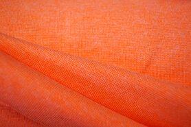 Oranje - Stenzo 1713-13 boordstof fluor oranje