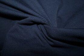 Zomer - NB18 10800-008 Tricot uni donkerblauw