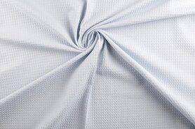 Wafelkatoen - NB 2902-002 Wafelkatoen lichtblauw