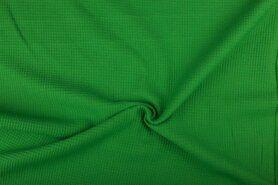 Grasgrün - NB 2902-25 Waffelbaumwolle grasgrün