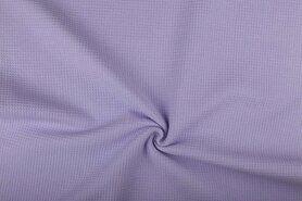 Hundekleidung - NB 2902-43 Waffelbaumwolle lila