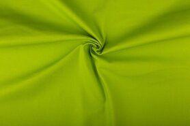 Groene meubelstoffen - NB 4795-024 Canvas appelgroen