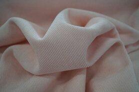 Ribcord und Velvet - NB 1576-012 Feincord stretch hellrosa