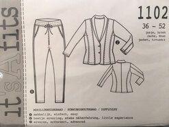 Naaipatronen - It's a Fits 1102