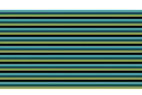 Boorden / Manchetten - NB 10664-024 boord / manchet fijn gestreept turquoise/petrol/appelgroen/donkerblauw