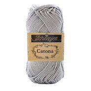 Haak- en breigarens - Catona 074 Mercury Grey 50GR