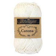 Scheepjes CATONA - Catona 105 Bridal White 50GR